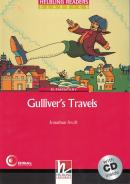GULLIVER´S TRAVELS - WITH CD - ELEMENTARY