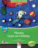 MOONY GOES ON HOLIDAY - LEVEL D  - DIS - DISAL EDITORA