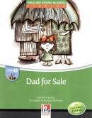 DAD FOR SALE WITH CD-ROM/AUDIO-CD - LEVEL B