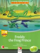 FREDDY THE FROG PRINCE WITH CD - ROM/AUDIO CD - LEVEL C