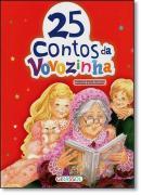 25 CONTOS DA VOVOZINHA - CAPA VERMELHA
