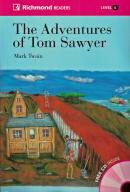 THE ADVENTURES OF TOM SAWYER WITH CD - UPPER-INTERMEDIATE