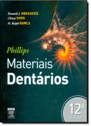 PHILLIPS MATERIAIS DENTARIOS - 12º ED