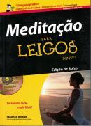 MEDITACAO PARA LEIGOS - EDICAO DE BOLSO