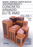 CONCRETO ARMADO EU TE AMO - VOL. 1 - 8ª ED
