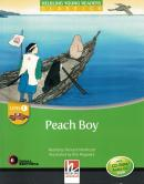 PEACH BOY - WITH CD-ROM/AUDIO CD - LEVEL C