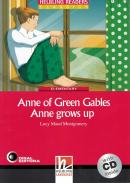 ANNE OF GREEN GABLES ANNE GROWS UP - ELEMENTARY
