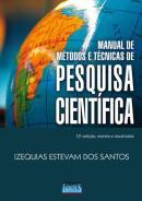 MANUAL DE METODOS E TECNICAS DE PESQUISA CIENTIFICA - 12ª ED