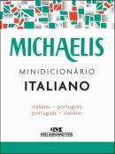 MICHAELIS MINIDICIONARIO ITALIANO - ITALIANO PORTUGUES - PORTUGUES ITALIANO