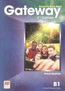 GATEWAY 2ND EDITION STUDENT'S BOOK PACK W/WORKBOOK B1
