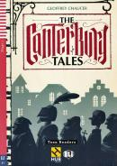 CANTERBURY TALES, THE - HUB TEEN READERS - BOOK WITH AUDIO CD - STAGE 1
