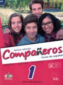 COMPANEROS 1 (A1) - EDICION BRASIL - LIBRO DEL ALUMNO + LICENCIA DIGITAL - NUEVA EDICION