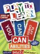 PLAY TO LEARN - JOGO DE CARTAS - CAN ABILITIES