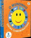 MUNDINHO, O - DATAS COMEMORATIVAS - KIT COM 6 VOLS - COM CD