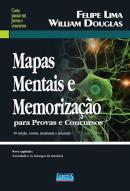 MAPAS MENTAIS E MEMORIZACAO PARA PROVAS E CONCURSOS - 5ª ED