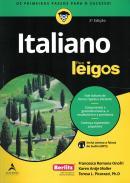 ITALIANO PARA LEIGOS - COM CD - 3ª ED