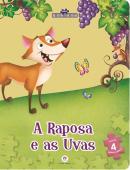 FABULAS - A RAPOSA E AS UVAS - LIVRO QUEBRA-CABECA