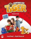 AMERICAN TIGER 1 STUDENT´S BOOK WITH WORKBOOK PACK - 1ST ED