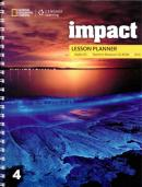 IMPACT 4 LESSON PLANNER WITH MP4 AUDIO CD, TEACHER RESOURCE CD-ROM AND DVD - BRITISH