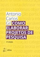 COMO ELABORAR PROJETOS DE PESQUISA - 6ª ED