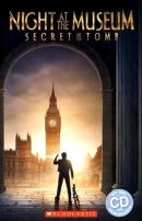 NIGHT AT THE MUSEUM - SECRET OF THE TOMB WITH AUDIO CD