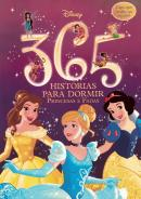 365 HISTORIAS PARA DORMIR - PRINCESAS E FADAS - CAPA BRIHA NO ESCURO