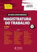 MAGISTRATURA DO TRABALHO - 3ª ED