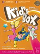KIDS BOX AMERICAN ENGLISH STARTER CLASS BOOK WITH CD-ROM - UPDATED 2ND ED