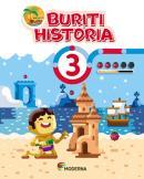 PROJETO BURITI - HISTORIA - 3º ANO - 4ª ED