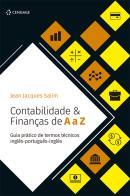 CONTABILIDADE & FINANCAS DE A A Z - GUIA PRATICO DE TERMOS TECNICOS INGLES-PORTUGUES-INGLES