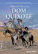 DOM QUIXOTE - CLASSICOS DA LITERATURA EM QUADRINHOS