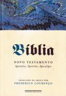 BIBLIA - VOLUME II - NOVO TESTAMENTO - APOSTOLOS, EPISTOLAS, APOCALIPSE