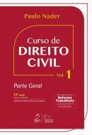 CURSO DE DIREITO CIVIL - VOL. 1 - PARTE GERAL - 11ª ED.