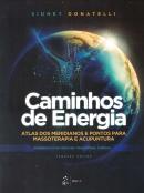 CAMINHOS DE ENERGIA - ATLAS DOS MERIDIANOS E PONTOS PARA MASSOTERAPIA E ACUPUNTURA - DIAGNOSTICO NA MEDICINA TRADICIONAL CHINESA - 2ª ED