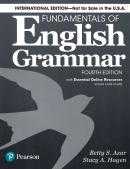 FUNDAMENTALS OF ENGLISH GRAMMAR WITH ESSENTIAL ONLINE RESOURCES - 4TH ED
