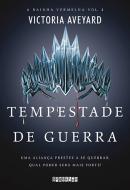 TEMPESTADE DE GUERRA - A RAINHA VERMELHA - VOL. 4