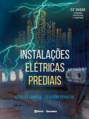 INSTALACOES ELETRICAS PREDIAIS - 23ª ED  - SRU - SARAIVA UNIVERSITARIO & TECNICO