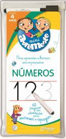 ABREMENTE ESCREVE E APAGA - NUMEROS - A PARTIR DE 4 ANOS
