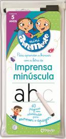 ABREMENTE ESCREVE E APAGA - MINUSCULA - A PARTIR DE 5 ANOS