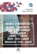 FRANCES PARA LEITURA A1 - LIVRO + CD-AUDIO