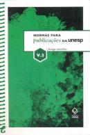 NORMAS PARA PUBLICACOES DA UNESP - VOLUME 3