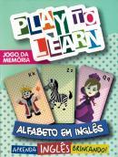 PLAY TO LEARN - JOGO DA MEMORIA - ALFABETO EM INGLES