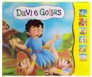LIVRO SONORO - HISTORIAS DA BIBLIA: DAVI E GOLIAS