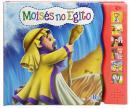 LIVRO SONORO - HISTORIAS DA BIBLIA: MOISES NO EGITO