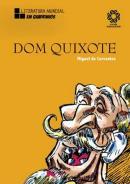 DOM QUIXOTE - LITERATURA MUNDIAL EM QUADRINHOS
