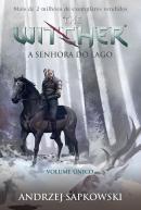 SENHORA DO LAGO, A - THE WITCHER - CAPA GAME