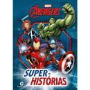 LIVRO SUPER HISTORIAS VINGADORES