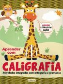 APRENDER COM CALIGRAFIA - VOL. 1
