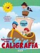 APRENDER COM CALIGRAFIA - VOL. 2