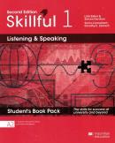 SKILLFUL 1 - LISTENING AND SPEAKING STUDENT´S PACK PREMIUM - 2ND ED